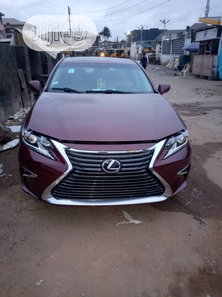 Complete Kit Lexus Es 350 2010/2008 Upgrade to 2018 | Vehicle Parts & Accessories for sale in Mushin, Lagos State, Nigeria