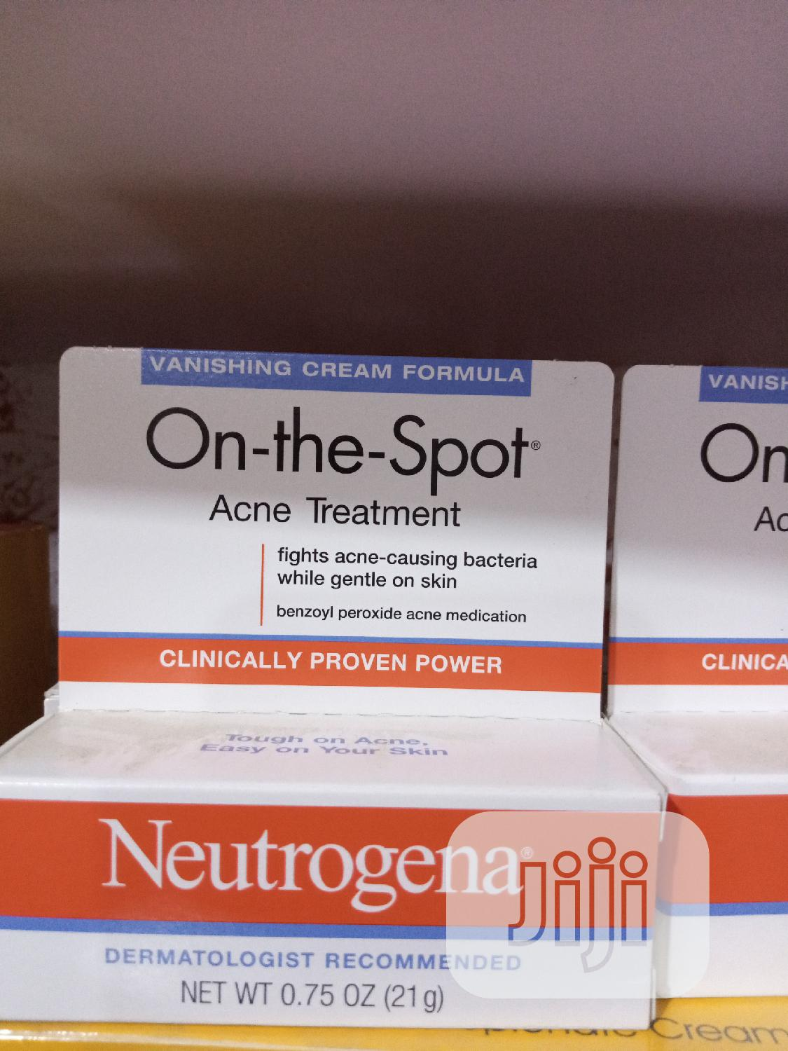 Neutrogena Cream | Skin Care for sale in Ikeja, Lagos State, Nigeria