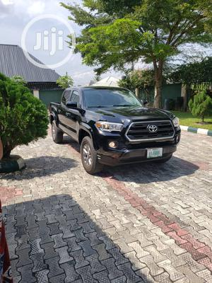 Toyota Tacoma 2017 Limited Black | Cars for sale in Rivers State, Port-Harcourt