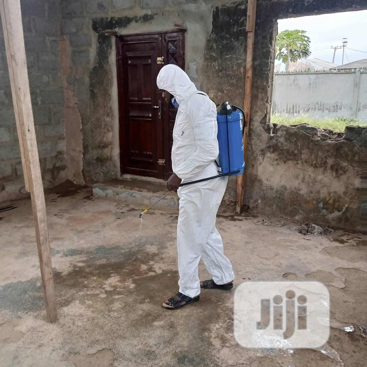 Chemical For Fumigation | Cleaning Services for sale in Epe, Lagos State, Nigeria