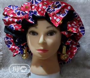 Sleeping Cap/Satin Hair Bonnet | Clothing Accessories for sale in Lagos State, Ikotun/Igando