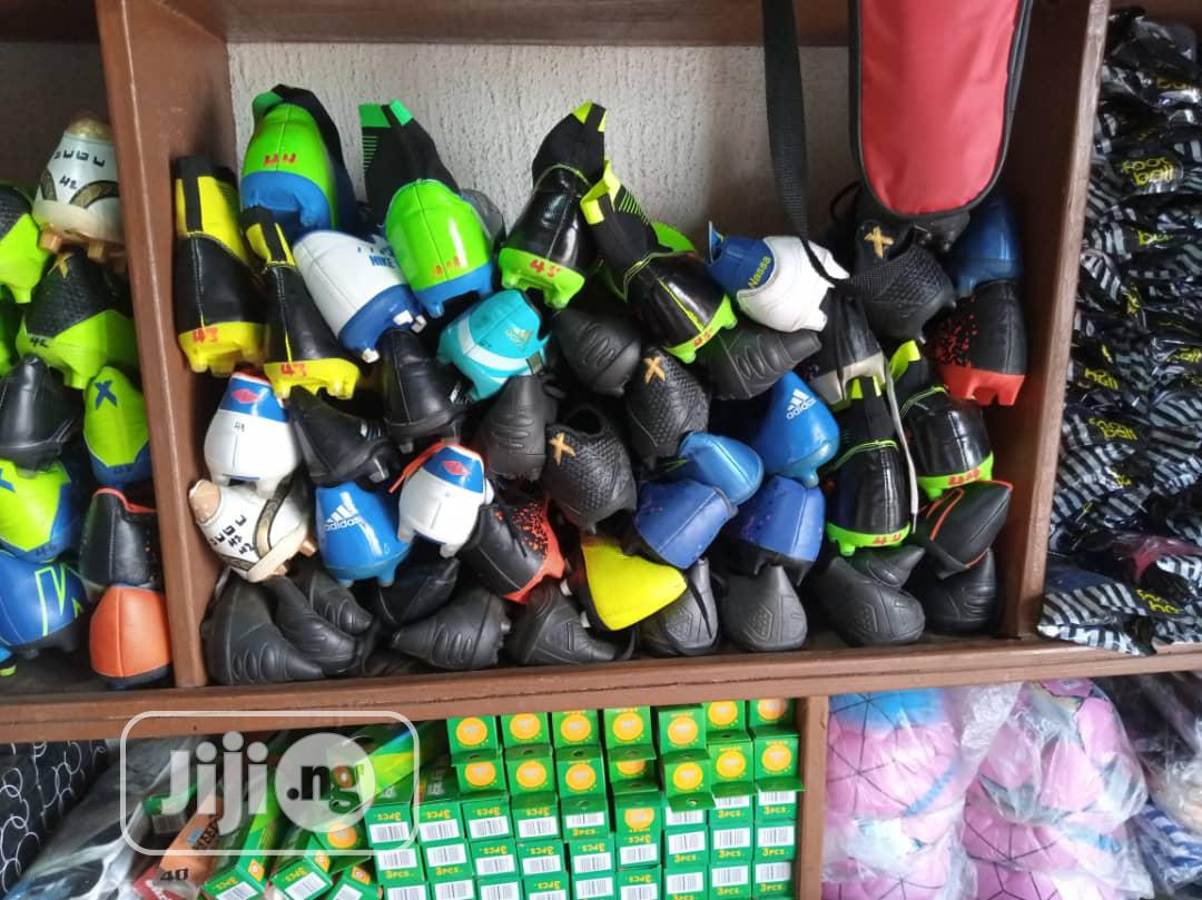 Original Addidas And Nike Football Boot | Shoes for sale in Ojo, Lagos State, Nigeria