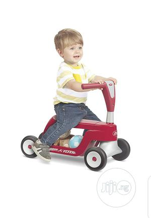 Radio Flyer Scoot 2 Scooter,Toddler Scooter 1-4   Toys for sale in Lagos State, Ikeja
