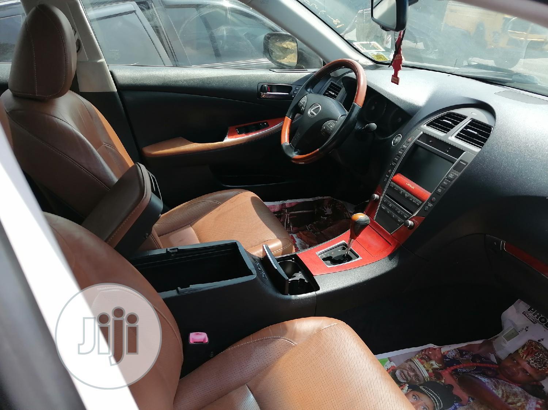 Lexus ES 2012 350 Orange | Cars for sale in Apapa, Lagos State, Nigeria