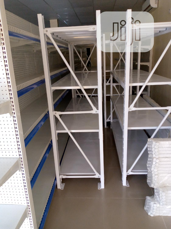 Archive: Top Grade High Warehouse Rack
