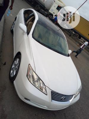 Lexus ES 2008 350 White | Cars for sale in Lagos State, Apapa