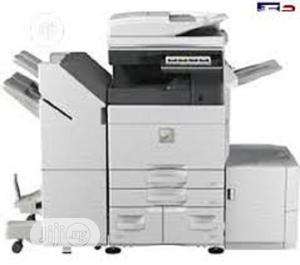 Sharp Mx-3560n Digital Full Colour Multifunctional System | Printers & Scanners for sale in Lagos State, Ikeja