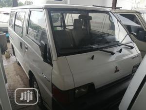 Mitsubishi L300 1998 White | Buses & Microbuses for sale in Lagos State, Apapa