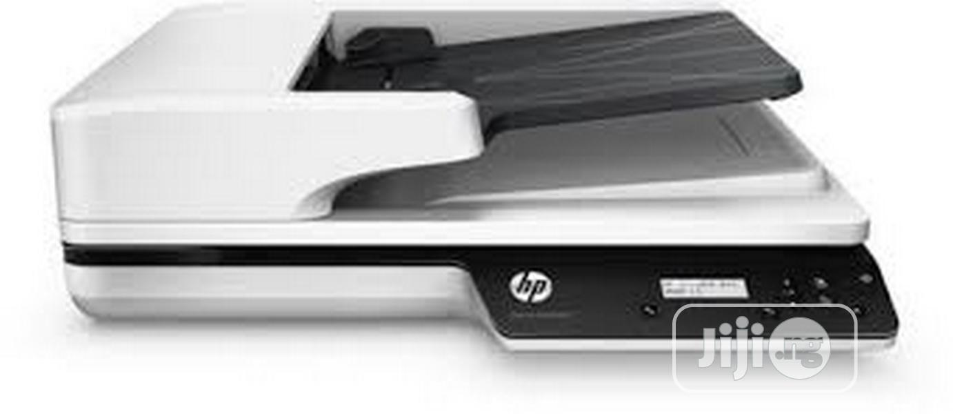 HP Scanjet PRO 2500 F1 Flatbed Scanner (L2747A) | Printers & Scanners for sale in Ikeja, Lagos State, Nigeria