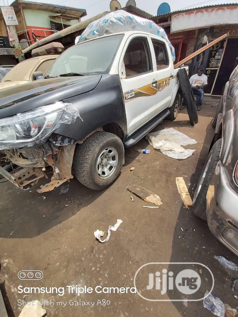 Archive: Hilux 2010 Upgrade 2018