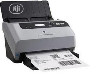 HP Scanjet Enterprise Flow 5000 S4 Sheet-feed Scanner (L2755 | Printers & Scanners for sale in Lagos State, Ikeja
