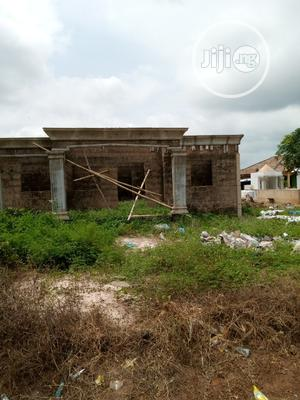 Uncompleted 4bedroom Bungalow For Sale At Ekenwan Road   Houses & Apartments For Sale for sale in Edo State, Benin City