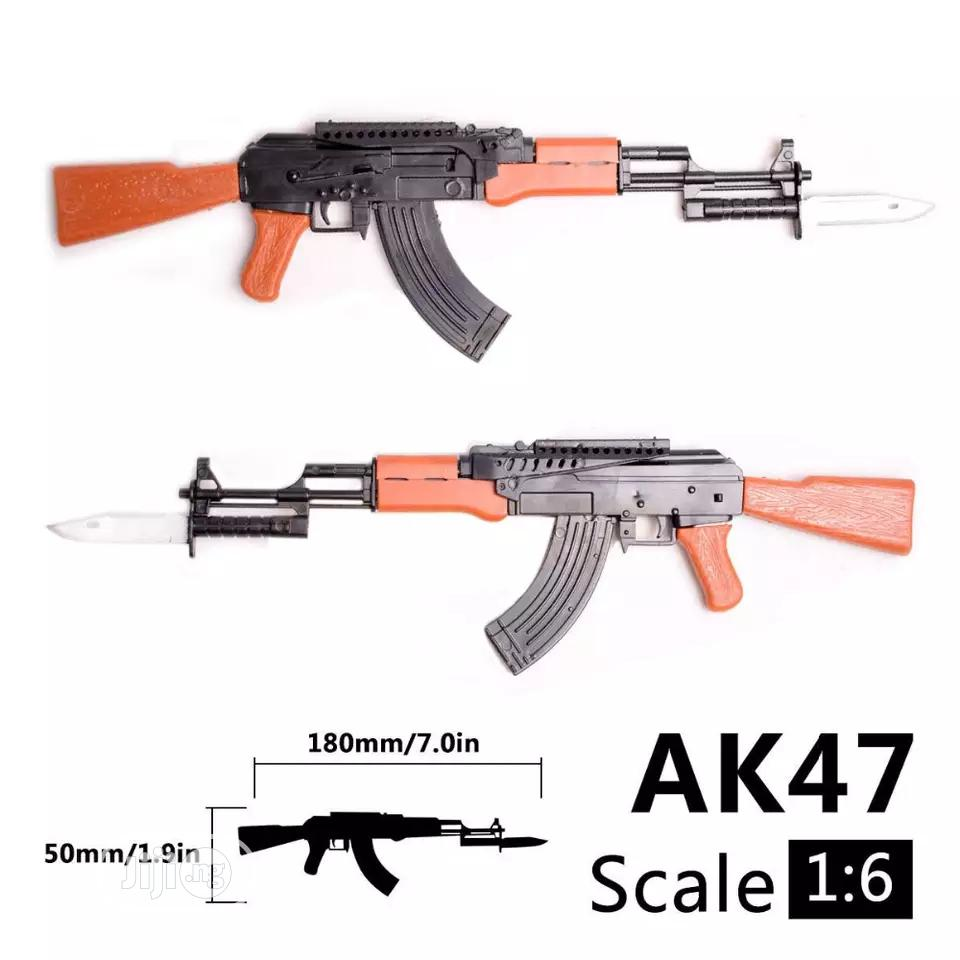 Toy AK-47 Rifle | Toys for sale in Lekki, Lagos State, Nigeria