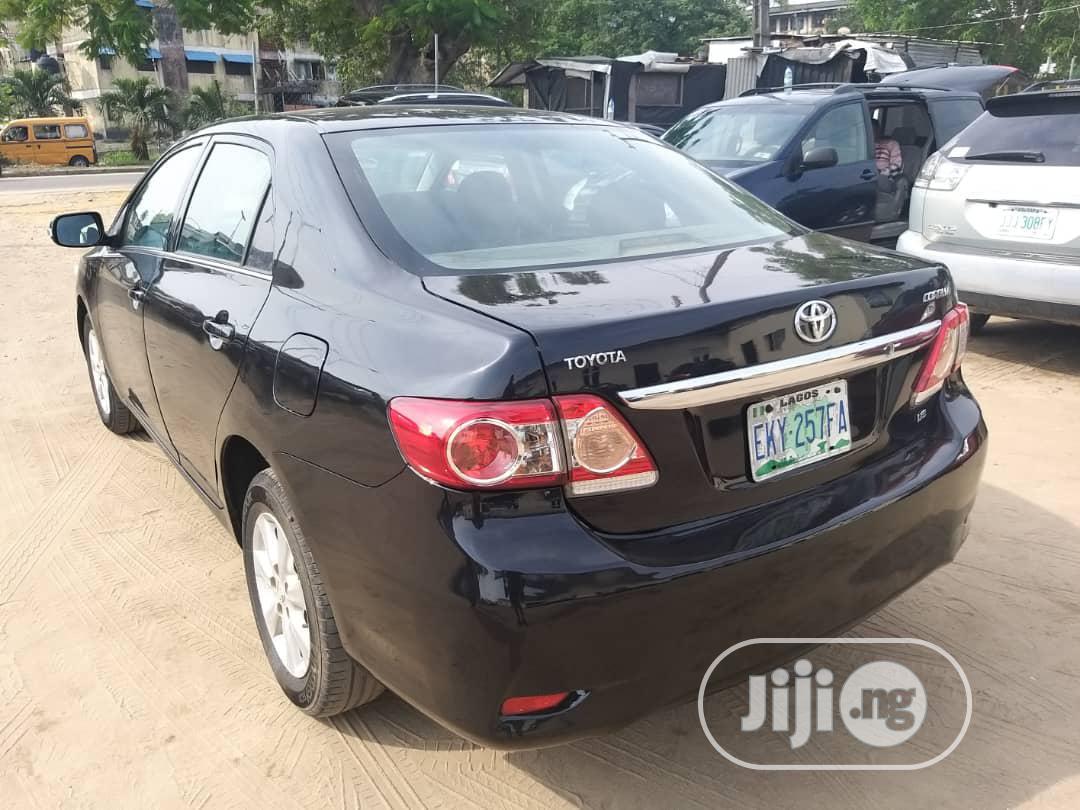 Toyota Corolla 2010 Black In Amuwo Odofin Cars Autohub Nigeria Jiji Ng For Sale In Amuwo Odofin Buy Cars From Autohub Nigeria On Jiji Ng