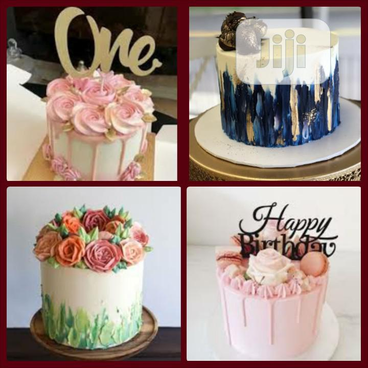 Delicious Birthday Cakes Shasha | Meals & Drinks for sale in Alimosho, Lagos State, Nigeria
