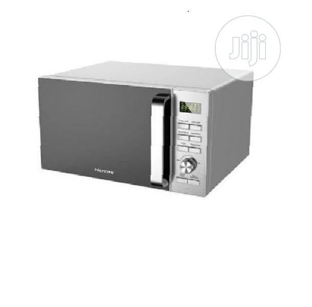 Polystar Microwave With Grill