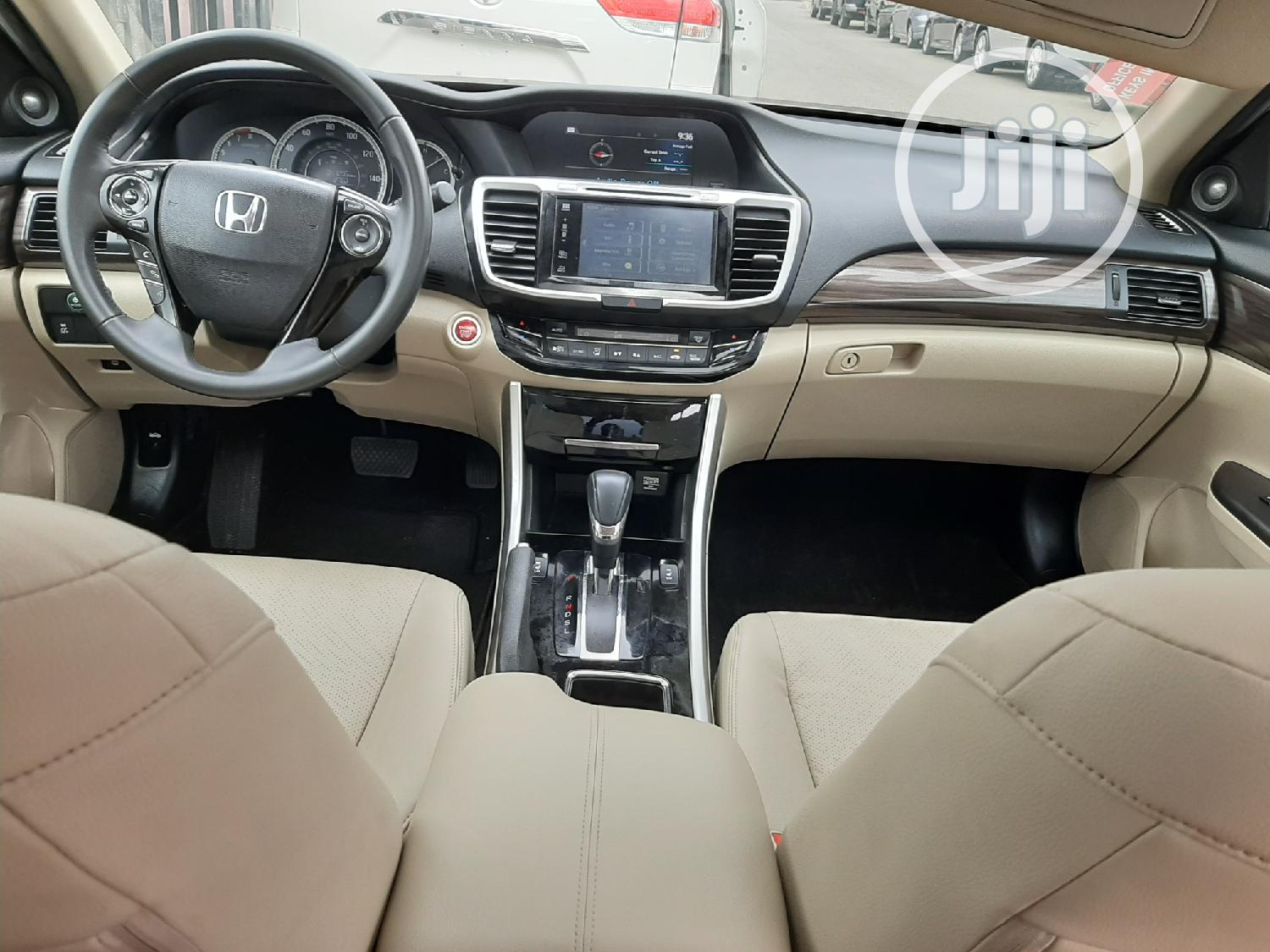 Honda Accord 2016 Gold | Cars for sale in Surulere, Lagos State, Nigeria