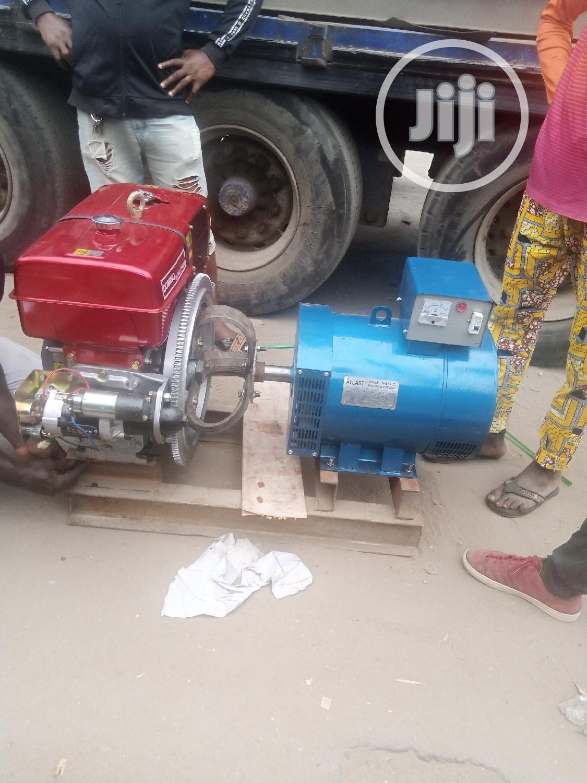 Diesel Generator | Electrical Equipment for sale in Ojo, Lagos State, Nigeria