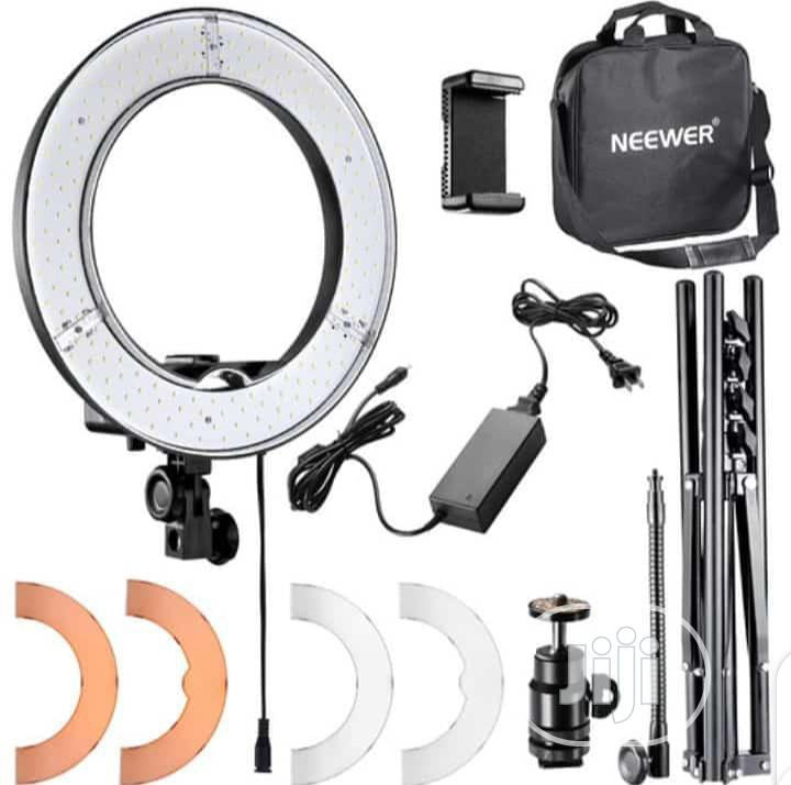 8 Inches Ring Light