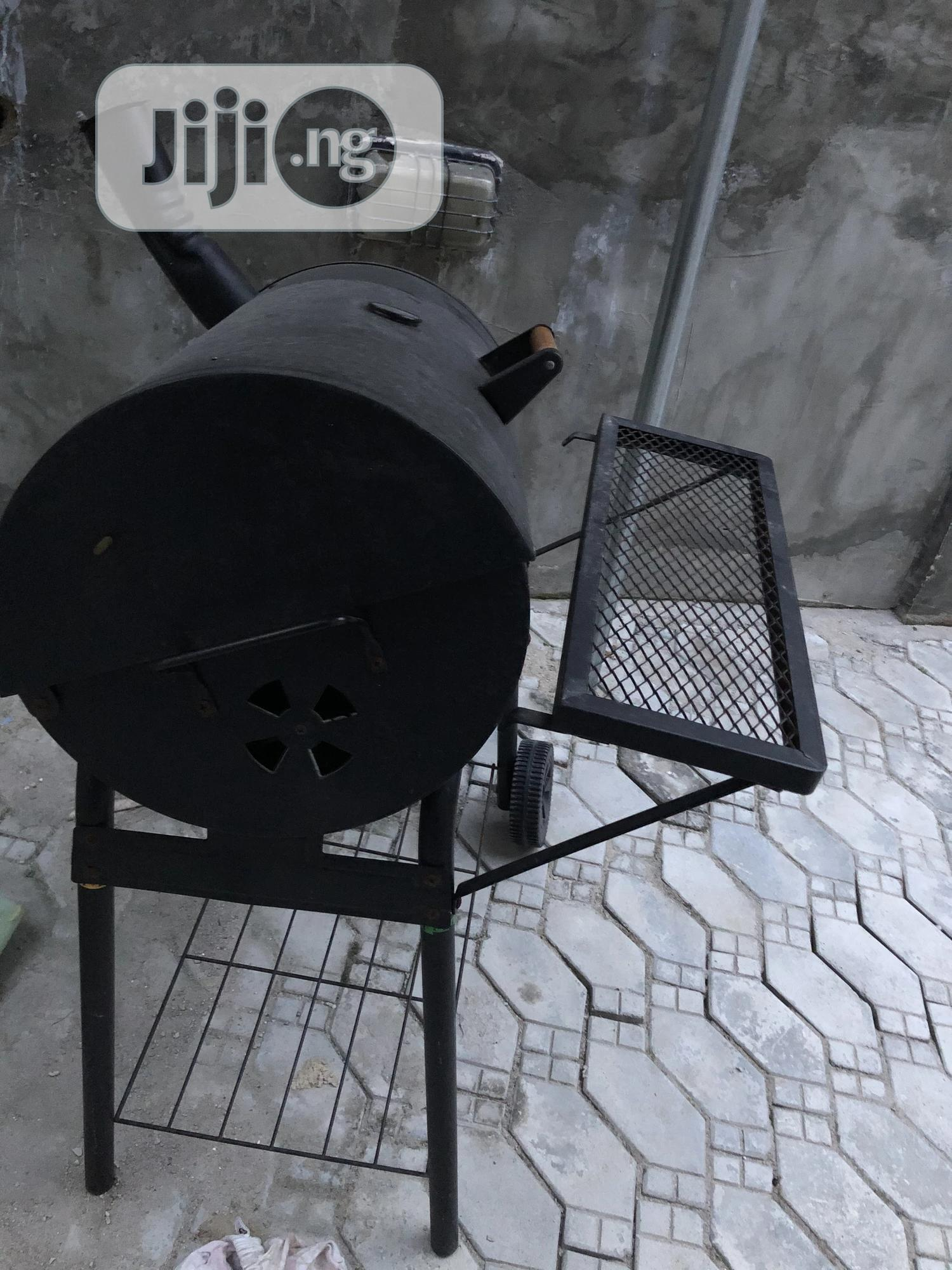 Archive: Commercial Oil Drum(Barbecue Grill)