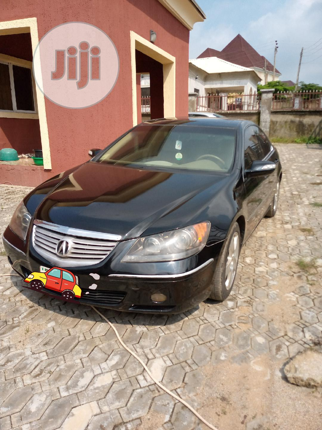 Archive: Acura RL 2008 Tech Package Black