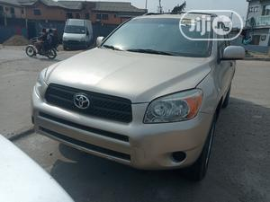 Toyota RAV4 2007 Limited Gold   Cars for sale in Lagos State, Isolo