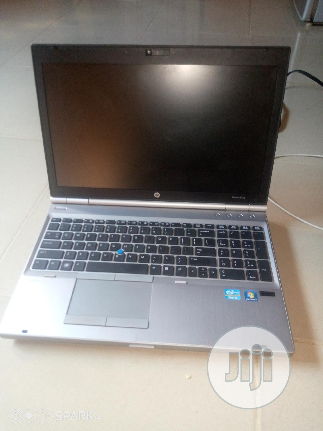 Archive: Laptop HP EliteBook Folio 9470M 8GB Intel Core i7 HDD 500GB