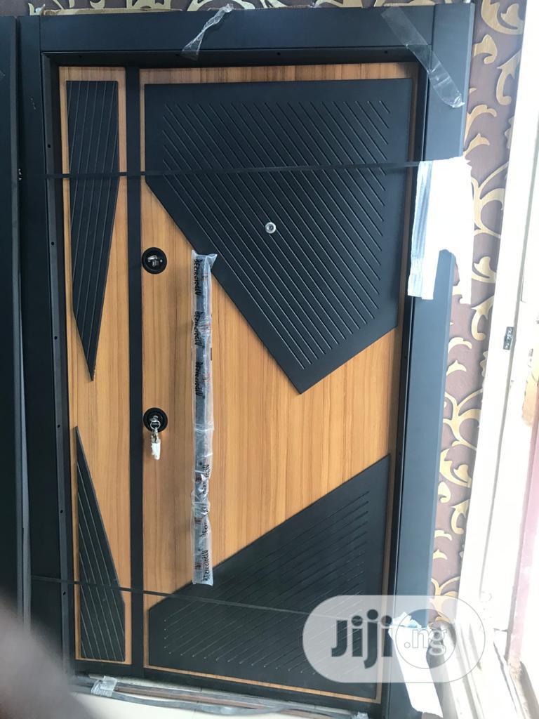 4ft Security Turkey Door