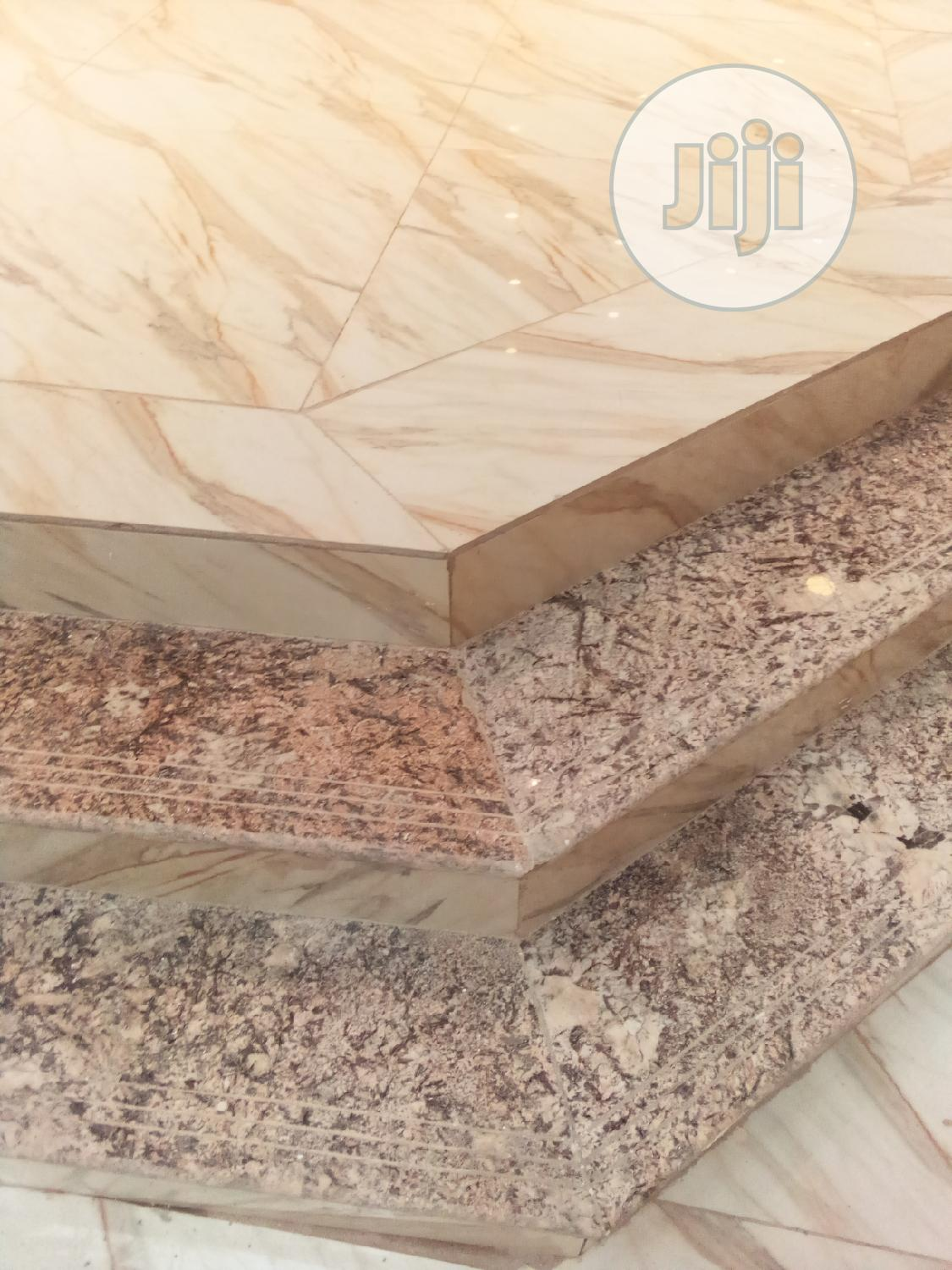 Sales Of Marble And Granite, Slab   Building Materials for sale in Central Business Dis, Abuja (FCT) State, Nigeria