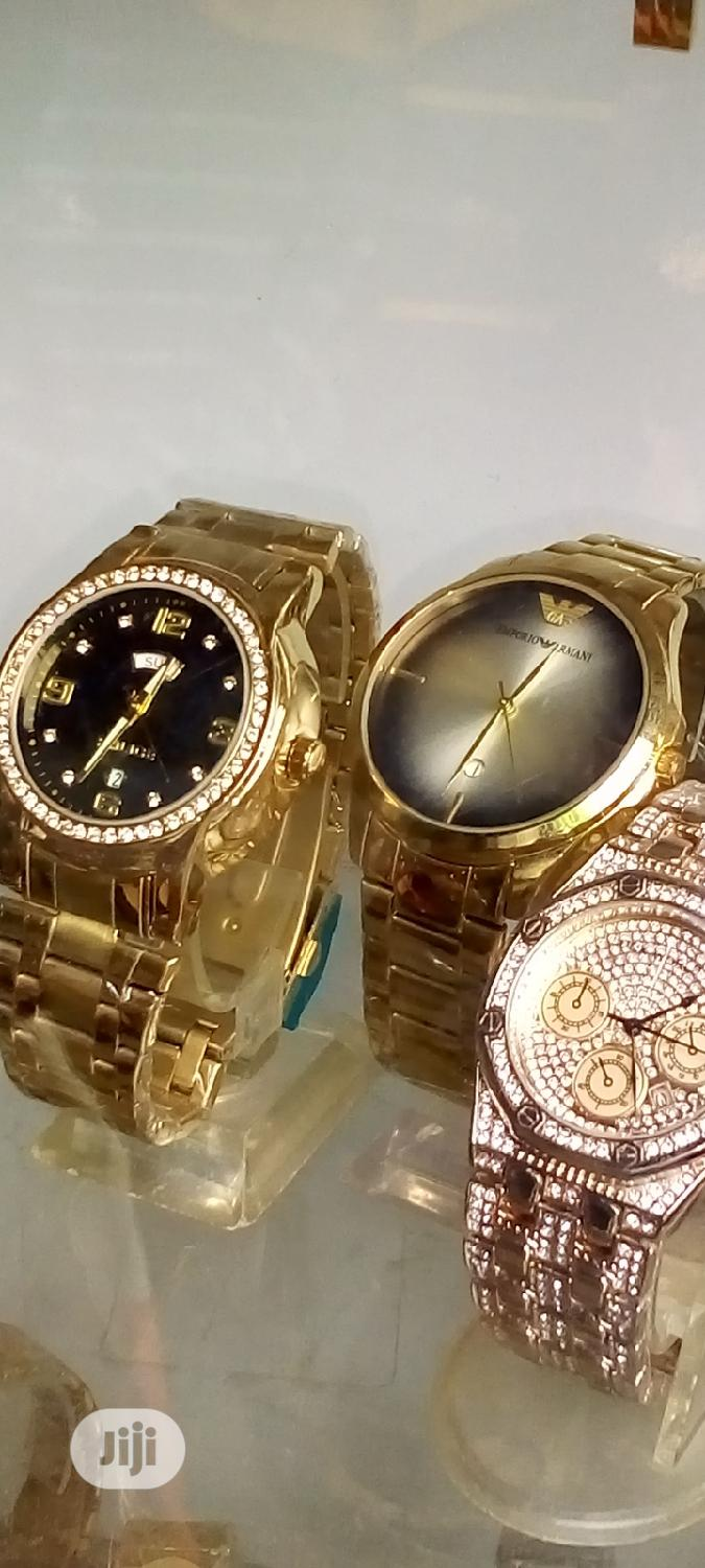 Any Types Of Watches