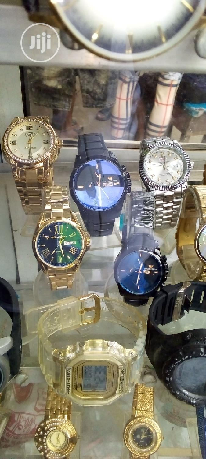 Any Types Of Watches | Watches for sale in Alimosho, Lagos State, Nigeria