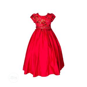 Dorissa Party Dress With Chest Sequence   Children's Clothing for sale in Lagos State, Surulere