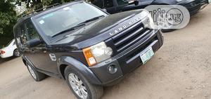 Land Rover LR3 2006 SE Black | Cars for sale in Lagos State, Ikeja