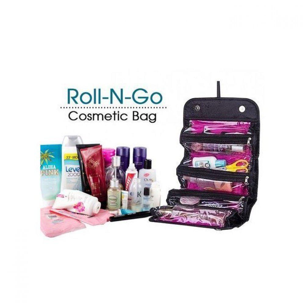 Make Up/Cosmetic Bag - Roll N Go J11