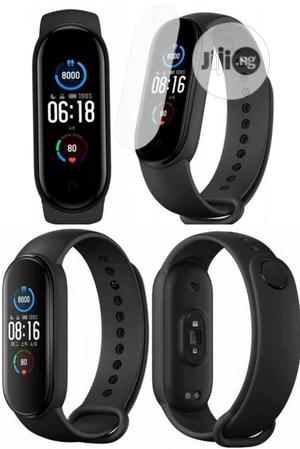 Xiaomi Mi Band 5 Fitness Tracker Waterproof Smart Watch. | Smart Watches & Trackers for sale in Lagos State, Ikeja