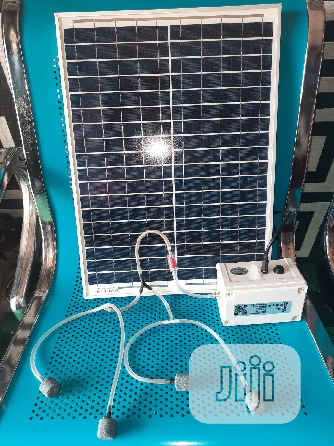 Solar Aerator For Fish Water | Farm Machinery & Equipment for sale in Alimosho, Lagos State, Nigeria