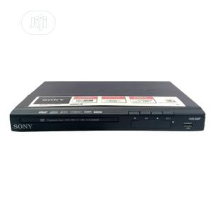 Sony DVD Player With USB Port DVD - 268P | TV & DVD Equipment for sale in Lagos State, Alimosho