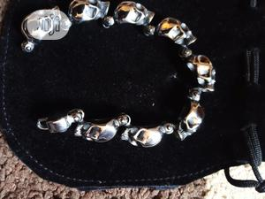 316L Gothic Stainless Steel Bracelet | Jewelry for sale in Lagos State, Victoria Island