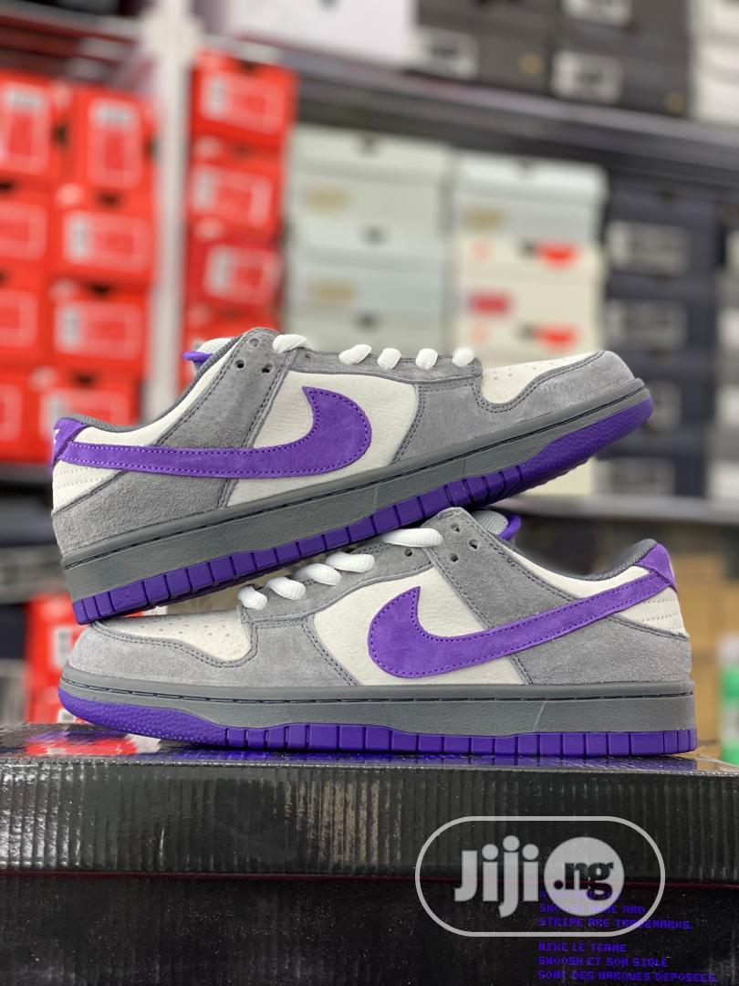 """Nike Dunk SB Low """"Purple Pigeon"""" 