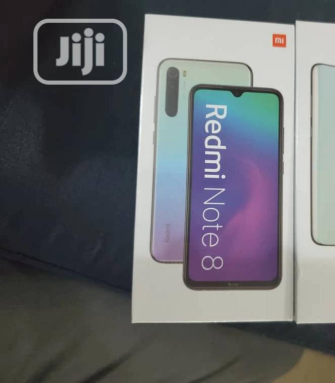 Archive New Xiaomi Redmi Note 8 64 Gb In Ojodu Mobile Phones Tolulade Adebayo Jiji Ng