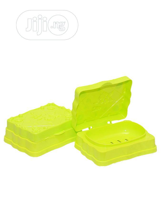 Multicoloured Soap Case | Home Accessories for sale in Ikeja, Lagos State, Nigeria