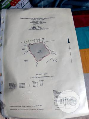 Fenced Commercial Plot For Sale In WUYE | Land & Plots For Sale for sale in Abuja (FCT) State, Wuye