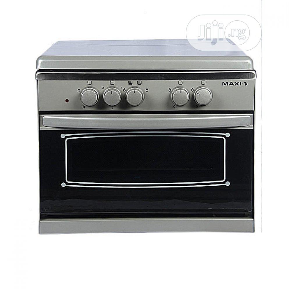 Maxi MIDI Gas Cooker - A11
