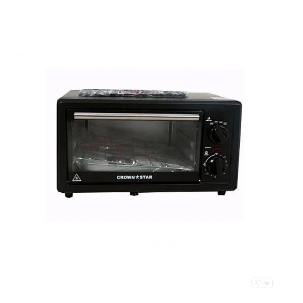 Crown Star 11litres Microwave Oven Baking Grilling | Kitchen Appliances for sale in Alimosho, Lagos State, Nigeria
