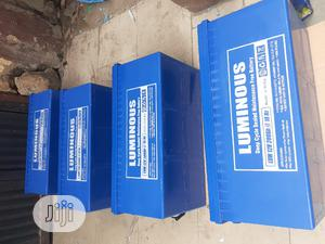 12v 200ah Luminous Battery Available Now. | Solar Energy for sale in Lagos State, Ojo