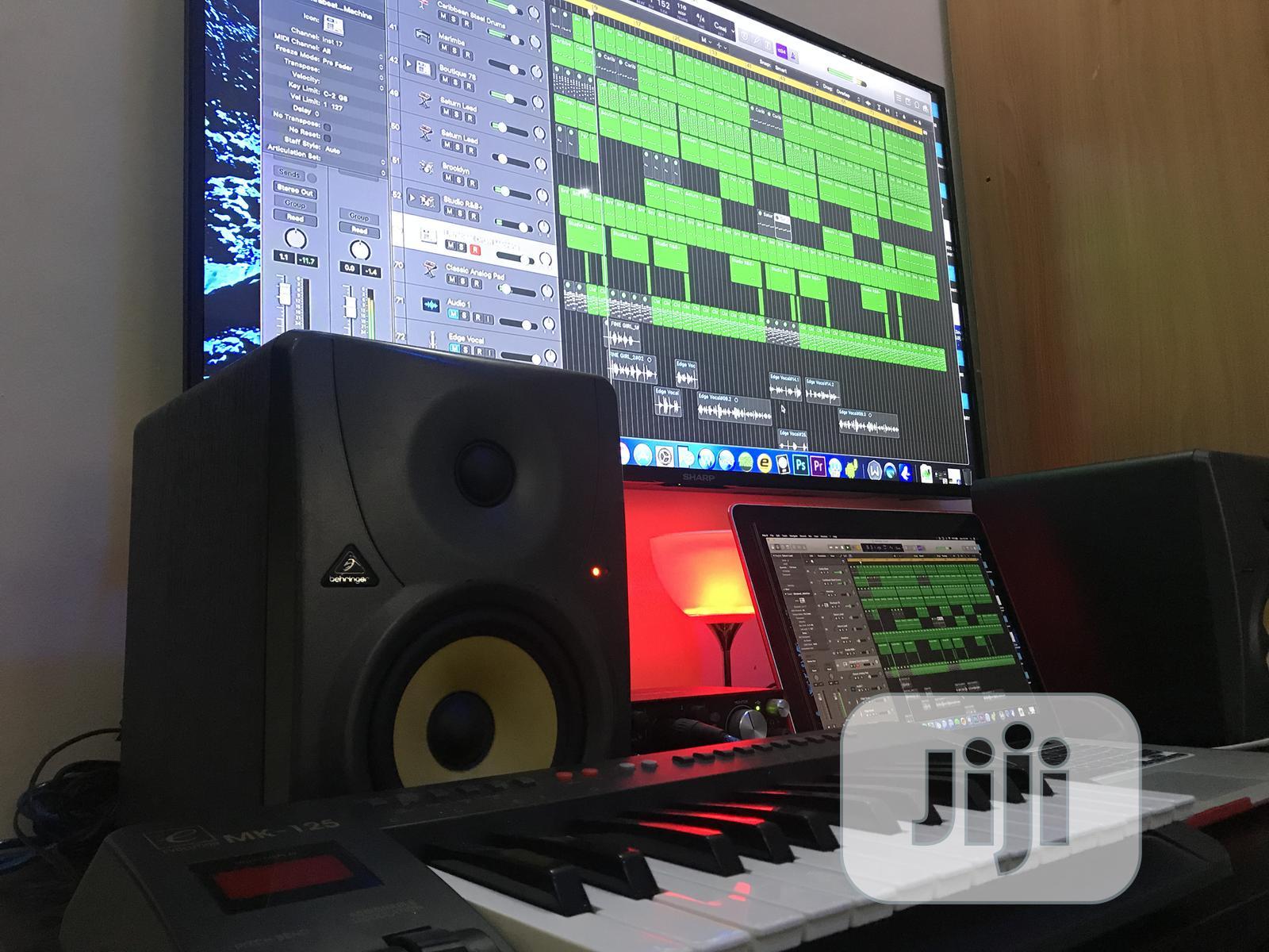 Profesional Music Recording Studio | DJ & Entertainment Services for sale in Ajah, Lagos State, Nigeria