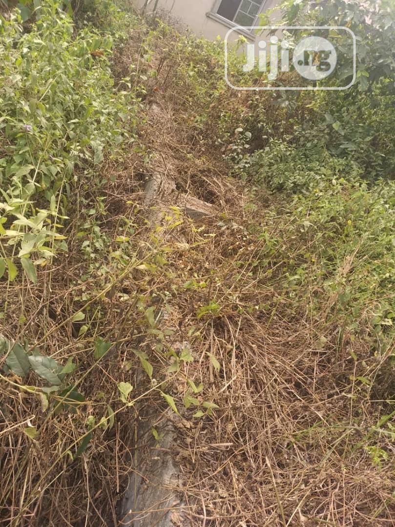A Plot of Land at Adesan Street, Mowe | Land & Plots For Sale for sale in Obafemi-Owode, Ogun State, Nigeria