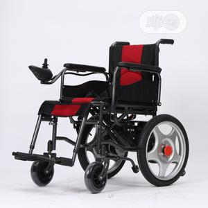 Brand New Motorized/Electric Wheelchair   Medical Supplies & Equipment for sale in Lagos State, Ikeja