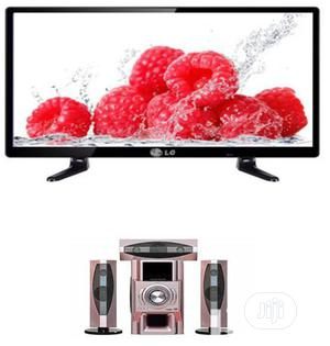 32 Inches LG TV With Powerful Home Theater | TV & DVD Equipment for sale in Lagos State, Ojo