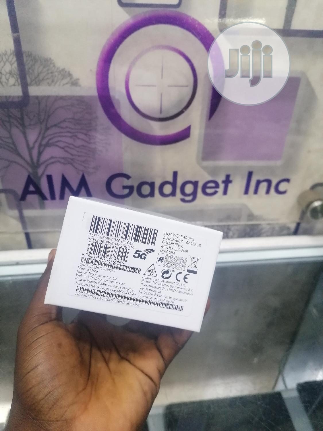 New Huawei P40 Pro 256 GB Gray | Mobile Phones for sale in Ikeja, Lagos State, Nigeria